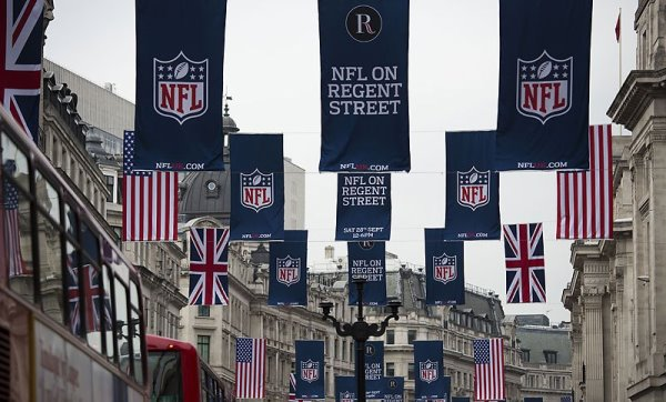 The NFL's Next Move, Part 2: London?