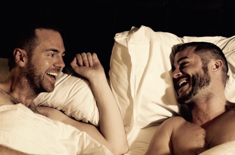 Watch Big Brother stars Andy West and Austin Armacost FLIRT in bed 86a8170a0