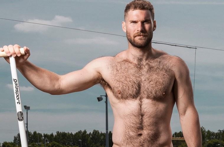 meet sexy gay canoeist matt lister and hear how his bully