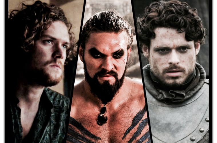 Game Of Grindr: The sexiest men of Game of Thrones