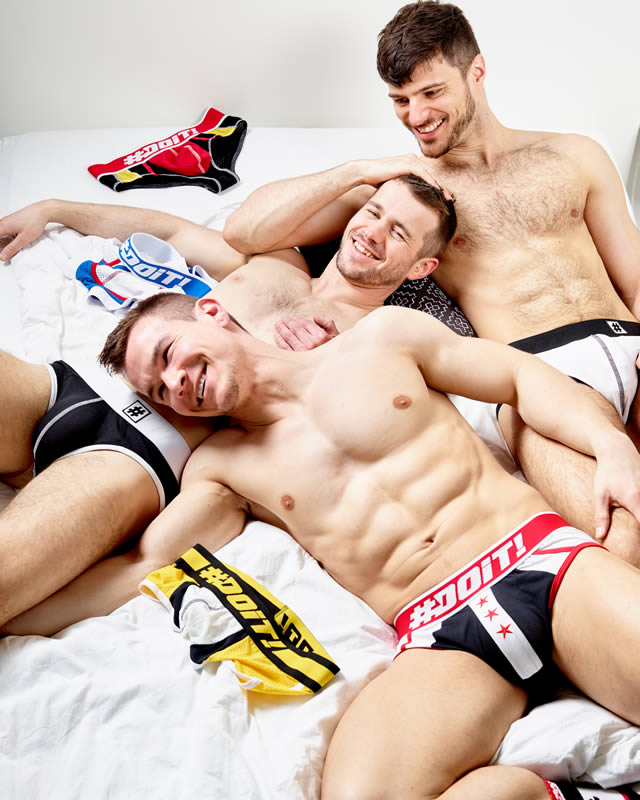 DOiT Unterwäsche für Männer