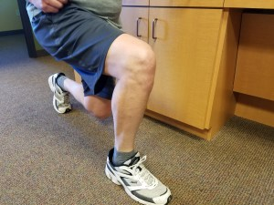 Lunge Hip Replacement