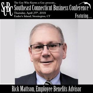 Rick Mattson, CLTC Benefits Consultant, Morin Associates