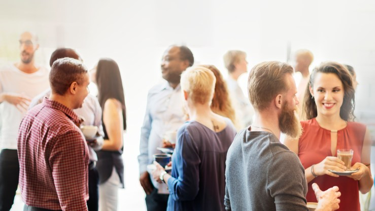 Networking for Introverts Workshop