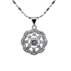 Chrysalini CCN029 Necklace and Earrings $59