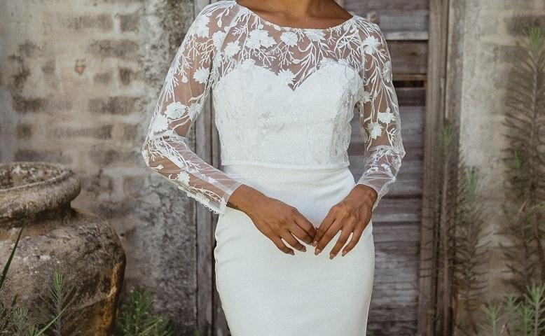 Tania Olsen TC366 Nairobi Bridal Top $230