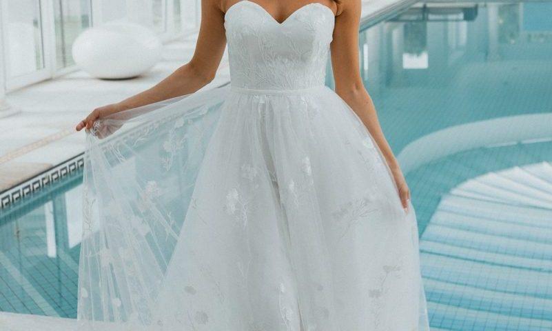 Tania Olsen TC369 Casablanca Bridal detachable Skirt $399