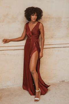 Tania Olsen TO862 Athens long formal or Bridesmaid dress $335