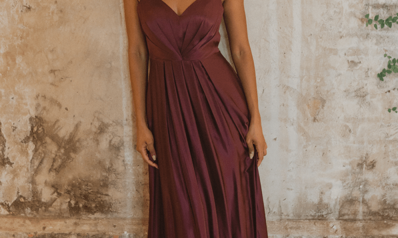 Tania Olsen TO863 Yulara formal or bridesmaid dress $335