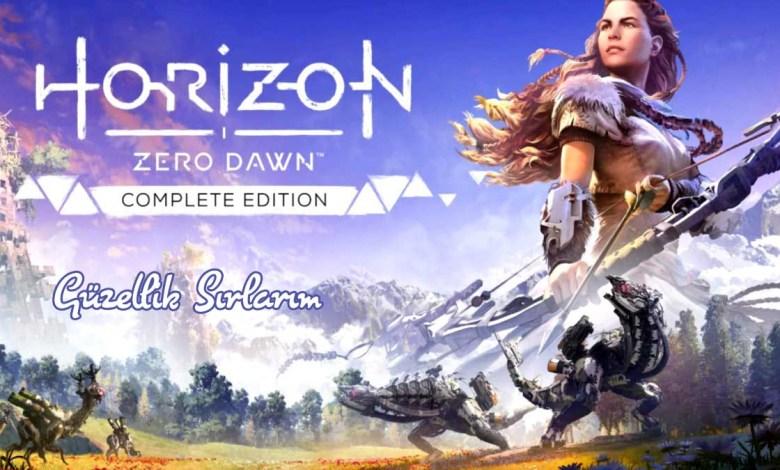 Horizon Zero Dawn Üçlemesi
