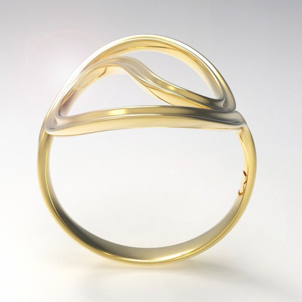 Ciaotao – 14k Yellow Gold