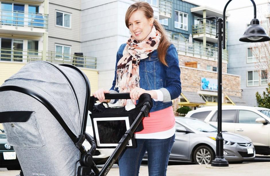 ‹› Parent Stroller Media Console - Guzzie & Guss