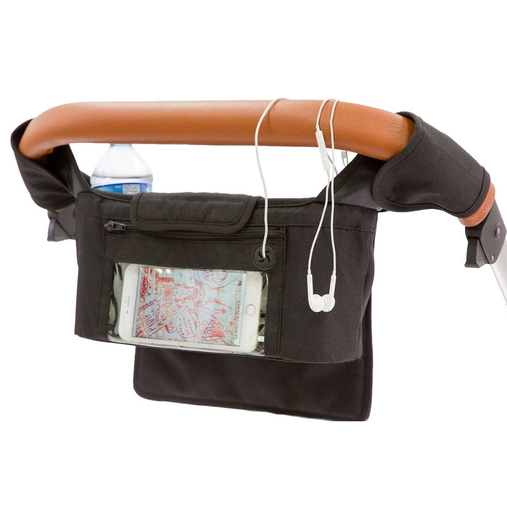 Parent Stroller Media Console
