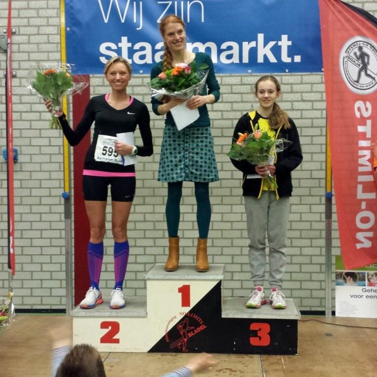 Janneke Bouten 3e 10km Vsen-2