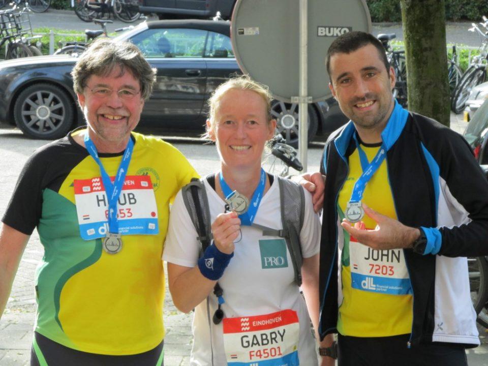 marathon-eindhoven-medailles-2016