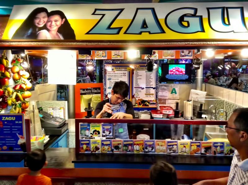 Zagu Original Crystal & Pearl Shakes
