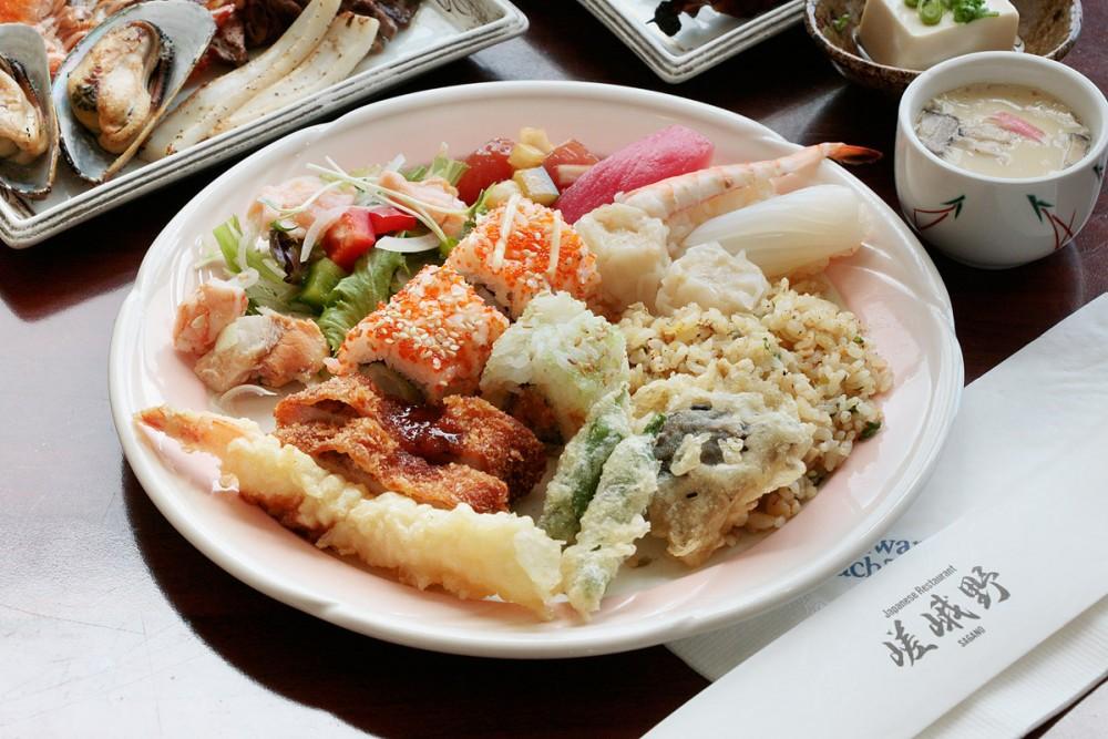 嵯峨野の和食サンデーブランチ