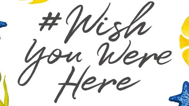 「#ここにあなたにいてほしい」キャンペーン Tギャラリアグアム