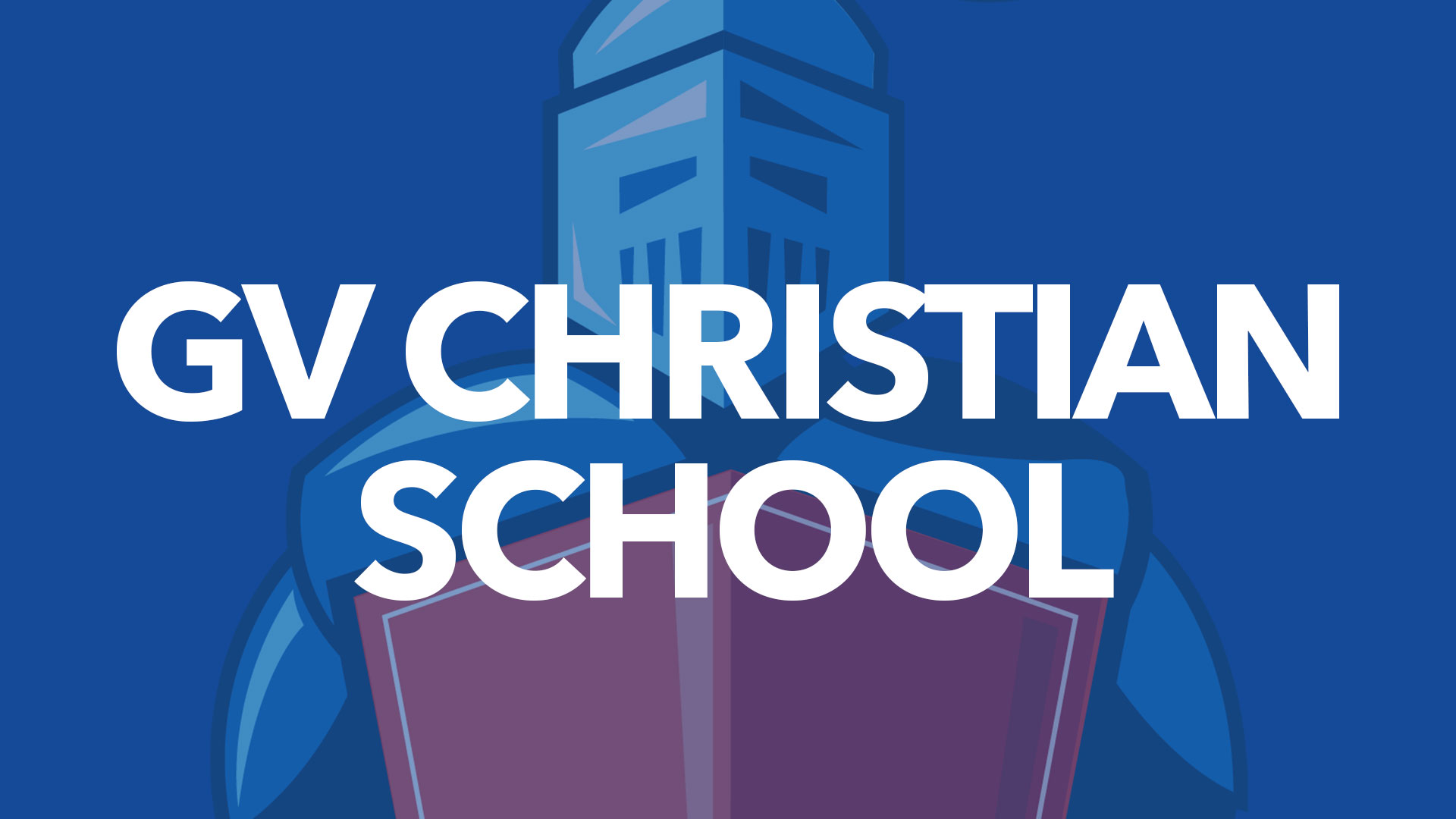 GV Christian School is a ministry of GV Christian Center