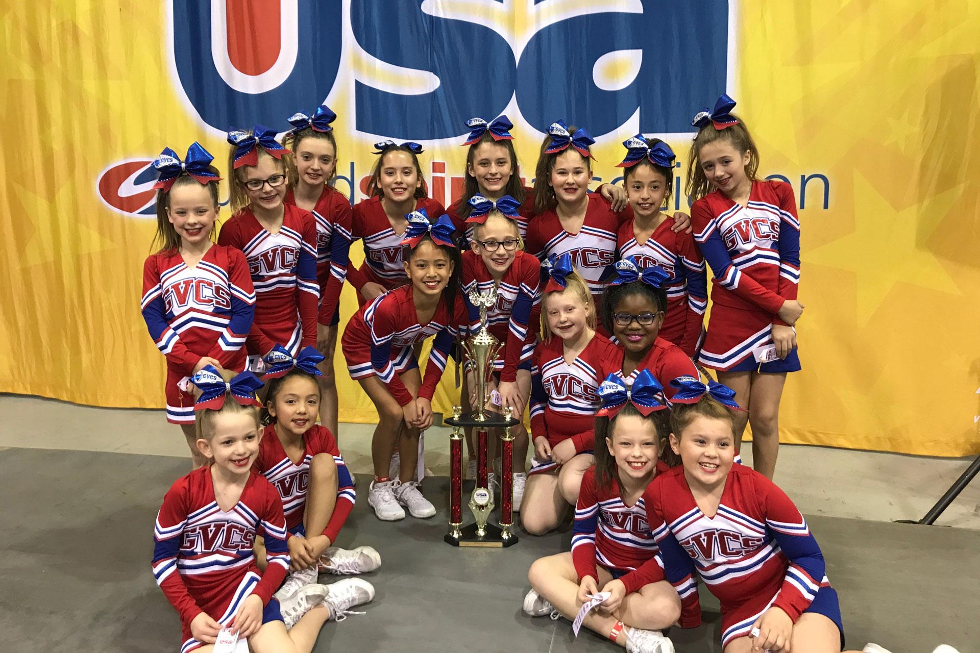 GVCS Elementary Cheer