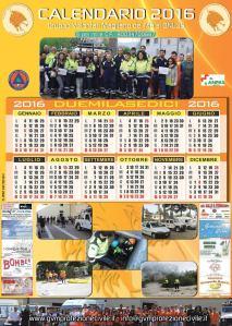 Calendario G.V.M. 2016
