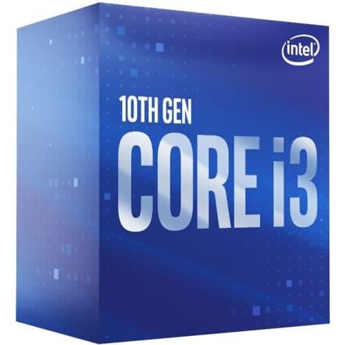 Intel 10th Gen Core i3 10100 Processor