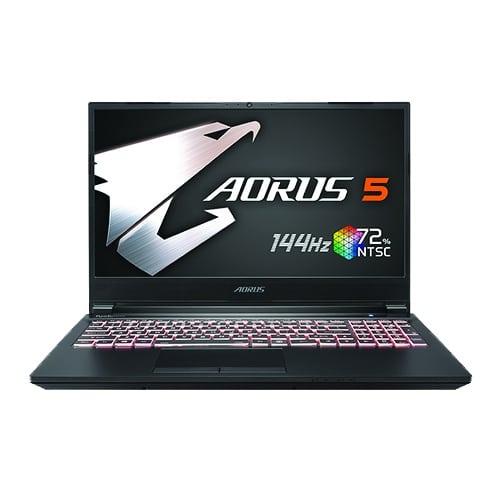 Gigabyte Gaming Laptop Aorus 5 MB Core i7 10th Gen