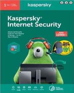 kaspersky internet security price in bd