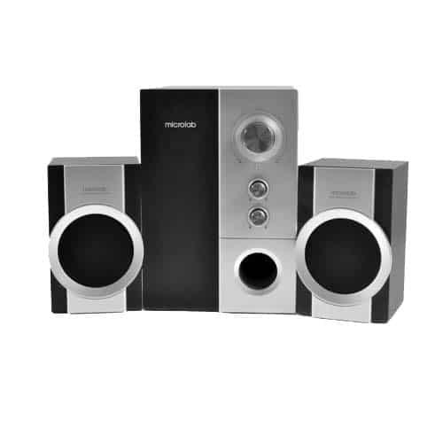 Microlab M-590 2.1 Speaker price in Bangladesh