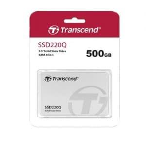 Transcend SSD220Q 500GB 2.5 SATA III SSD Price in Bangladesh