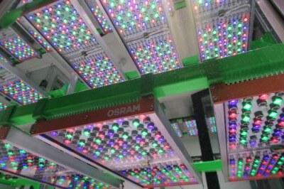 Controlled-Environment Lighting Laboratory