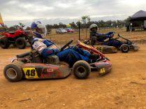 Vintage Classic Speedway Meeting -- October 20, 2018 Illabo Motorsports Park