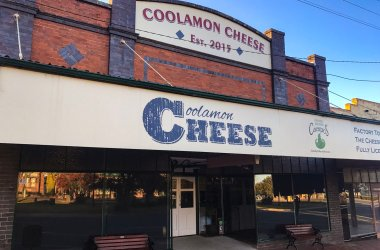 Coolamon Cheese Factory Building