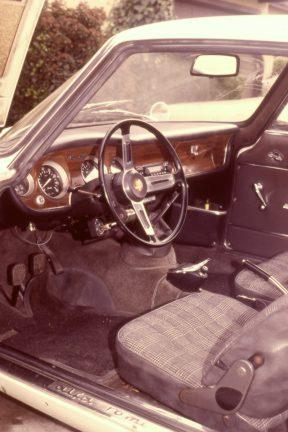 GTV white interior