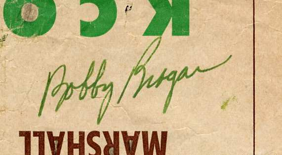 Bobby Bragan autograph from 1954 Stars Program