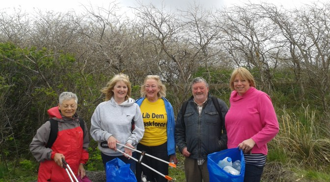 Sefton Beach Clean