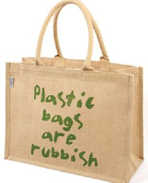 Plastic Bags are Rubbish!!!