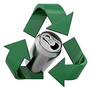 Aluminum Cans – CA$H in your hand?