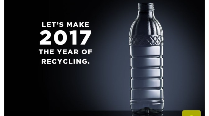 Let's Make This The Year of Recycling