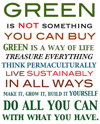 Being Sustainable – in 10 easy steps