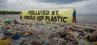 single use pollution