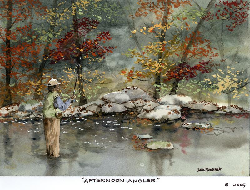 Afternoon Angler
