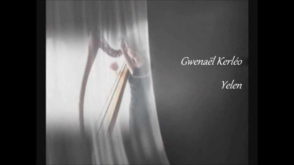 Gwenael Kerleo - Yelen - Celtic harp Harpe celtique