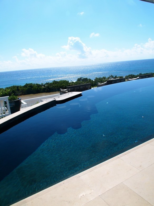 Le Toiny Infinity Pool