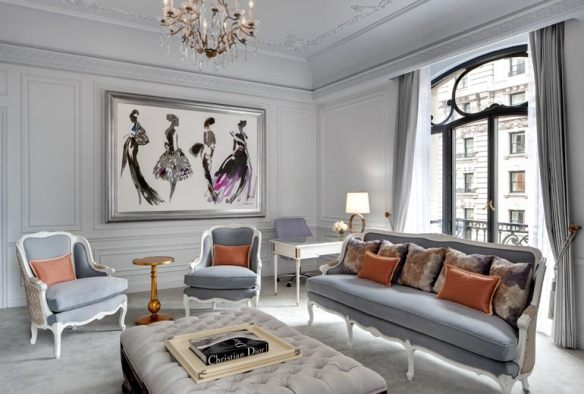 The Dior Suite