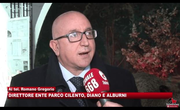 Parco Nazionale, il bilancio del 2018 del direttore Gregorio - Gwendalina.tv