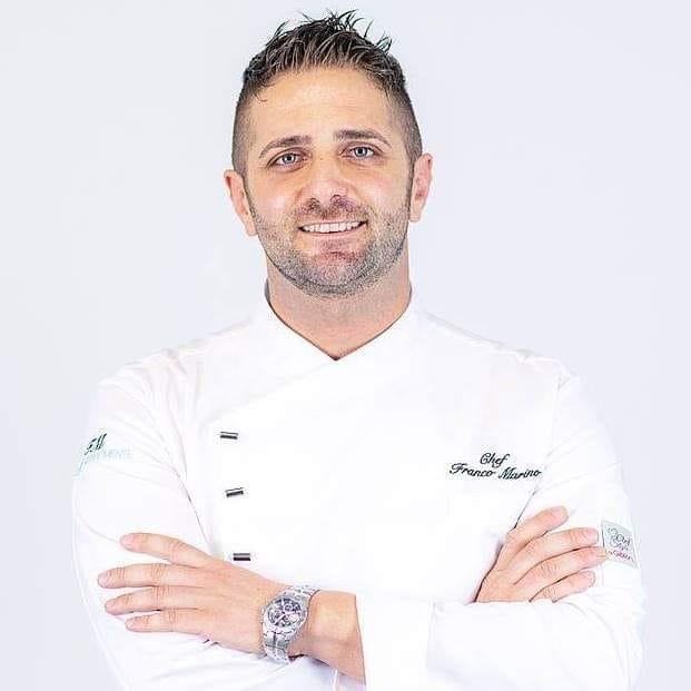 Sapri, Spettacolo culinario di Franco Marino - Gwendalina.tv
