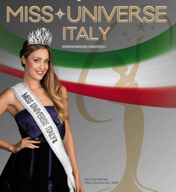 Miss Universe, tappa a Capaccio Paestum - Gwendalina.tv