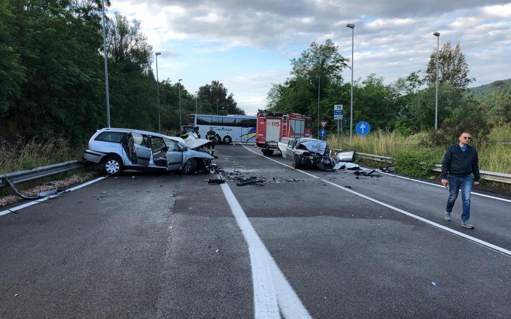 Cilentana, boom di morti nell'area di Vallo della Lucania - Gwendalina.tv