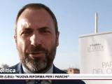 Politica, Federico Conte (LeU): «Presenterò una riforma per i Parchi» - Gwendalina.tv